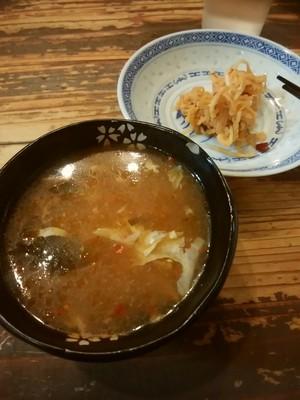 スープとか