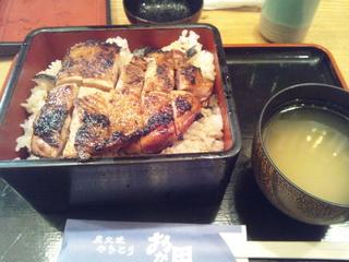 キジ弁当800円
