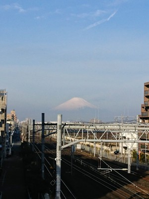 富士山200303