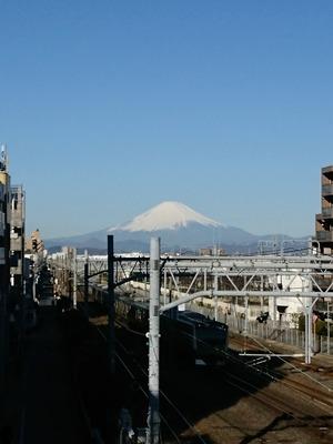 富士山200312