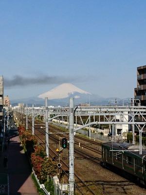 富士山200415