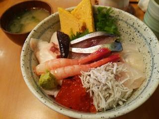 おまかせ丼(999円)