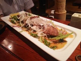 鮪ホホ肉ビンタ焼き(800円)