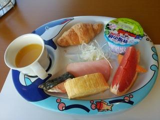 お子様朝食