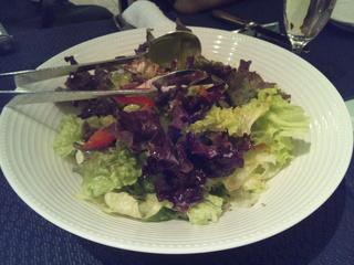 こだわり有機特別栽培野菜サラダ