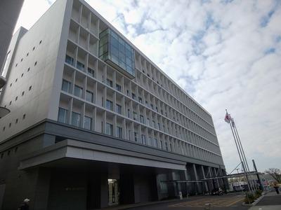 茅ヶ崎市役所本庁舎