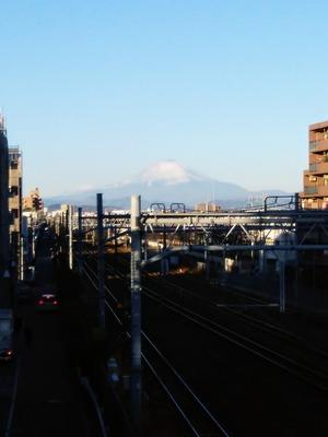 富士山20171212