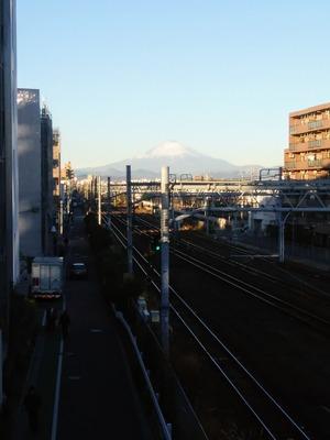富士山20171213