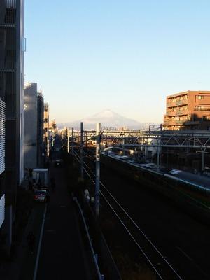 富士山20171219