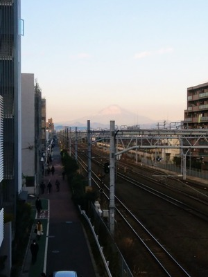 富士山171222