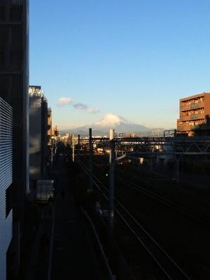 富士山171227