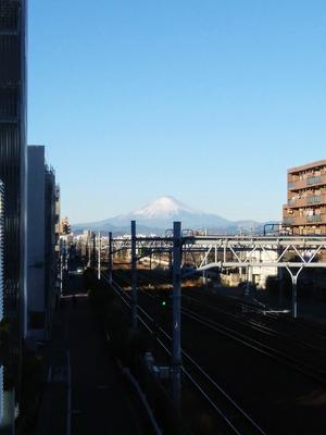 富士山171228