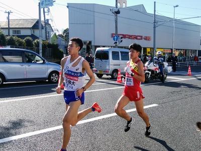 日本体育大学と城西大学