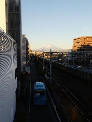 富士山180104
