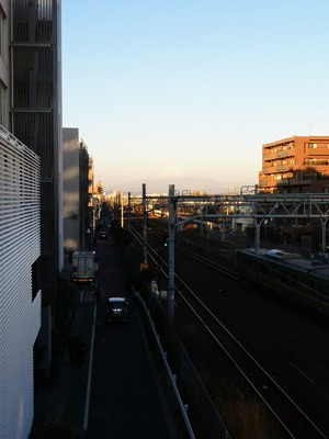 富士山180110