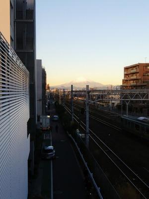 富士山180112