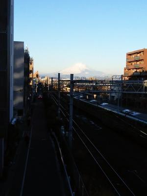 富士山180124