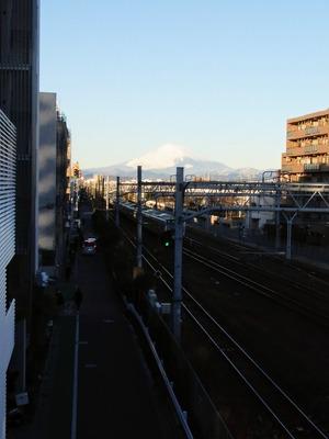 富士山180125