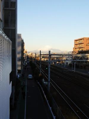 富士山180126