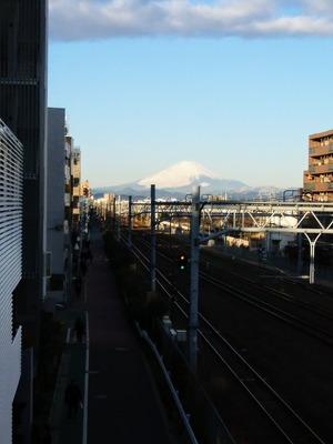 富士山180205