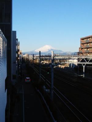 富士山180207