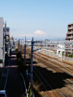 富士山180317