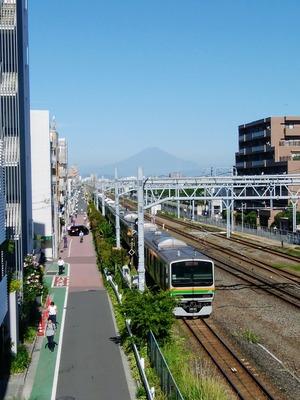 富士山180702