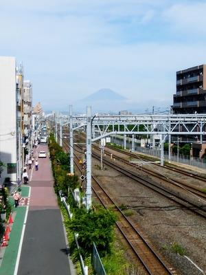 富士山180703