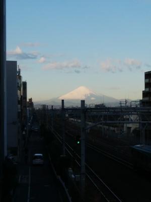富士山181218