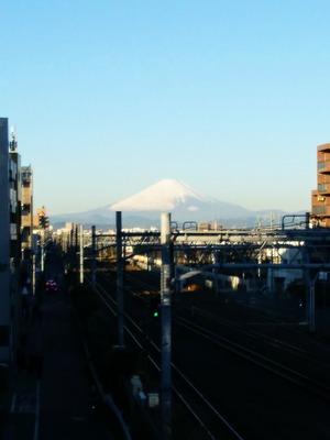 富士山181219