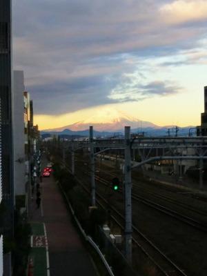 富士山181228