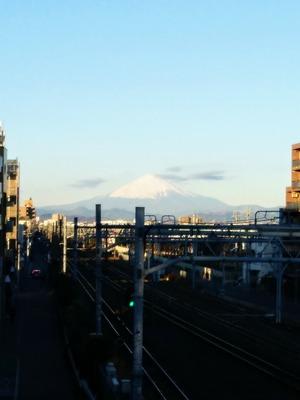 富士山190104