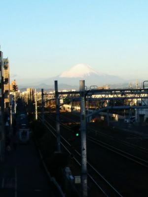 富士山190110