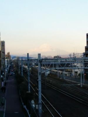 富士山190124