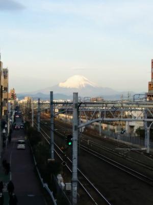 富士山190128