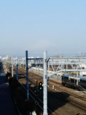 富士山190322