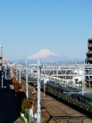 富士山190416