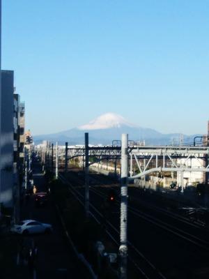 富士山191112