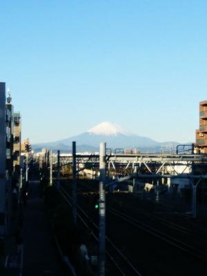 富士山191204