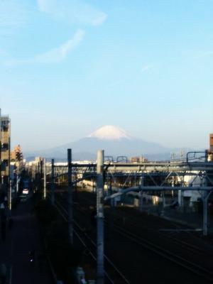 富士山191216