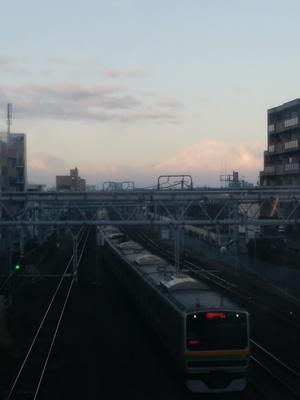 富士山191227
