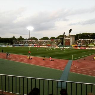 湘南ベルマーレ対ベガルタ仙台