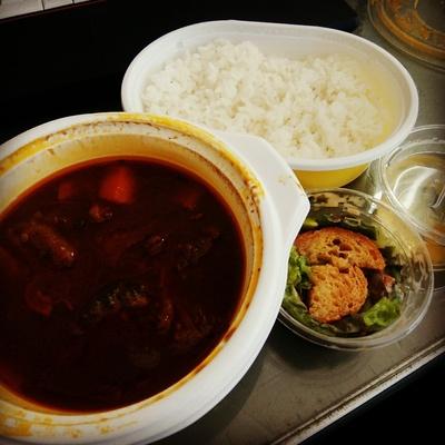牛肉増量!仙台国分町牛タン家風!牛肉と季節の野菜の甘辛和風ソース