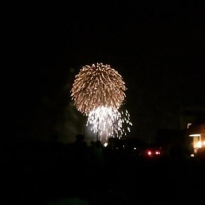 平塚の花火大会